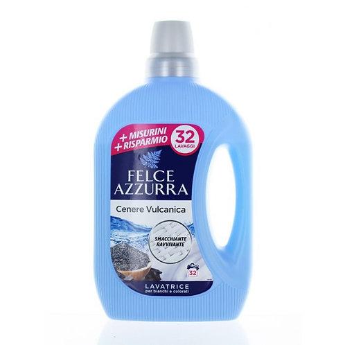Felce Azzurra Detergent Rufe Cu Cenusa Vulcanica 32 spalari