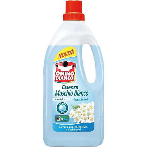 Detergent pentru rufe delicate,Omino Bianco,16 spalari 1L