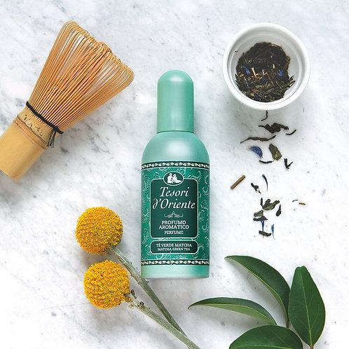 TESORI D'Oriente Parfum Te Verde Matcha Unisex 100 ml