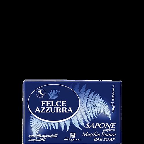 Sapun solid Clasic Felce Azzurra Muschio Bianco 100 G