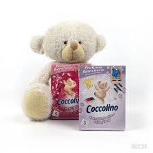Saculeti parfumati Coccolino pentru sifoniere si sertare(diverse arome)-3 bucati
