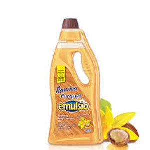 Soluție parchet Emulsio Ravviva Parquet cu ulei de argan 750 ml