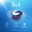 Thumbnail: Pernute Detergent Dash 3 In 1 Lavanda 30 Bucati