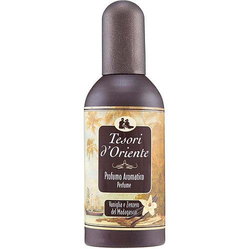 Tesori d'Oriente Vanilie Parfum Vaniglia e Zenzero del Madagascar Unisex 100 ml