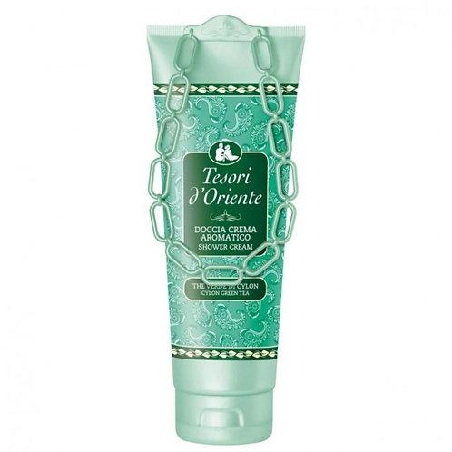 Gel de duș cremă Tesori d'Oriente cu Ceai Verde Matcha 250 ml