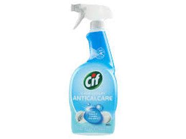 Spray Solutie Anticalcar CIF Casa Expert, 650 ml, Fara Parfum