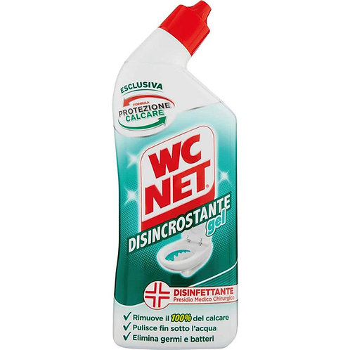 Igienizant toaleta gel,Wc Net,anticalcar,700ml