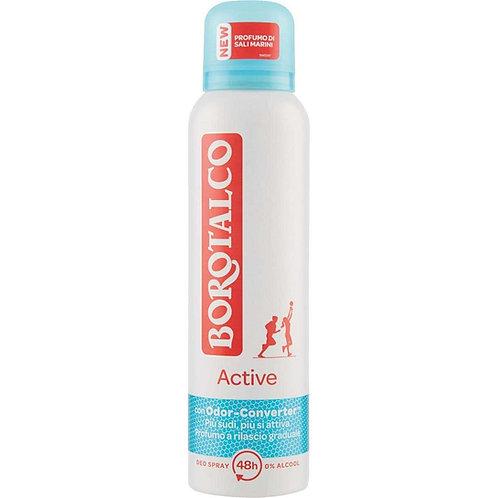 Deodorant spray Borotalco mai mult transpiri mai mult se activeaza 48h 150 ml