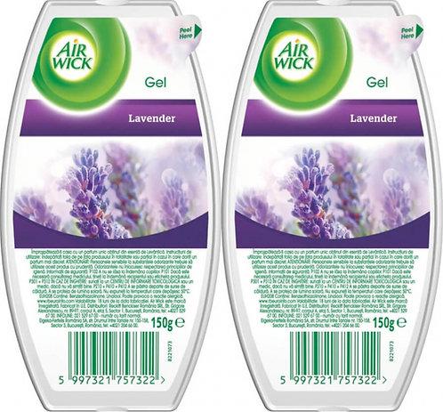 Odorizant Air Wick Gel Lavander, 150 g