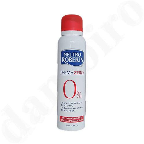Antiperspirant Spray Neutro Roberts Dermazero