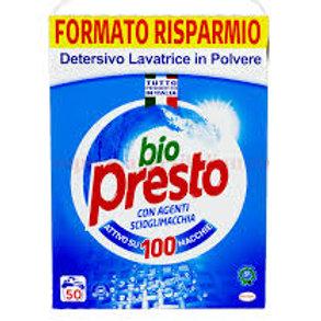 BIO PRESTO DETERGEN PRAF 50 SP