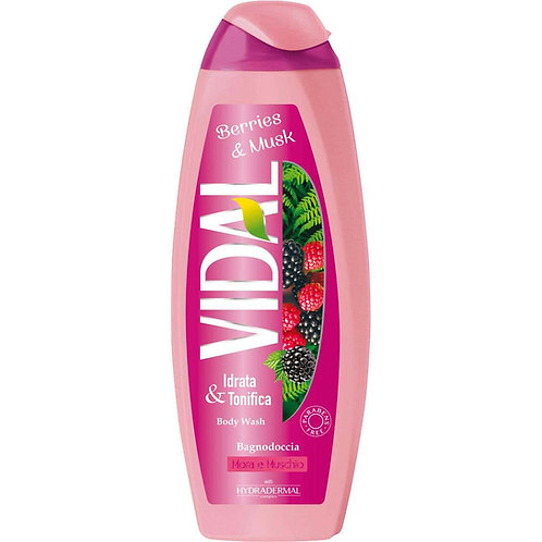 Gel de dus Vidal Mure & Mosc 500 ml