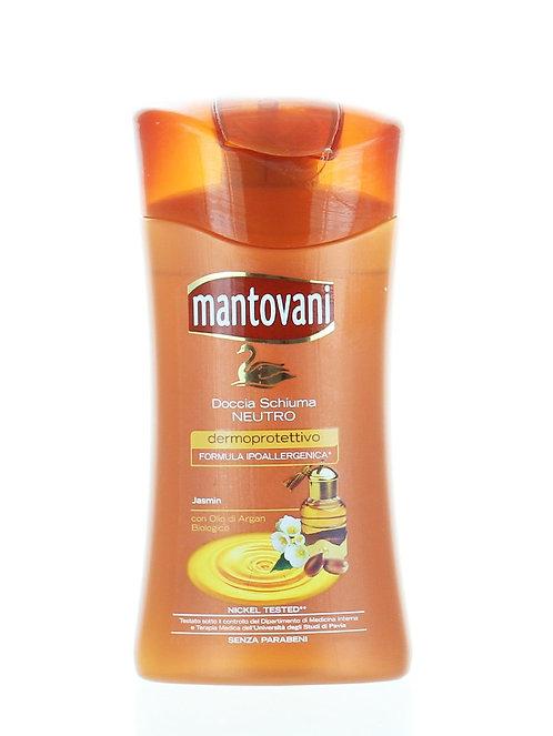 Gel de dus,Mantovani,iasomie si ulei de argan 250ml