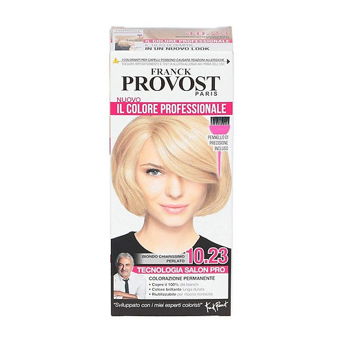 FRANK Provost Vopsea păr negru nr10.23 blond deschis perlat