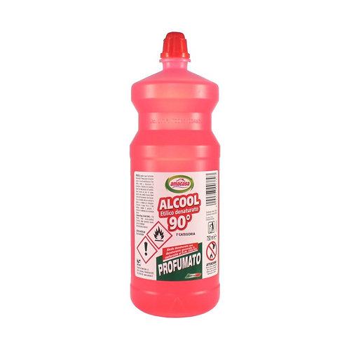 Alcool etilic denaturat 90 grade parfumat 750 ml