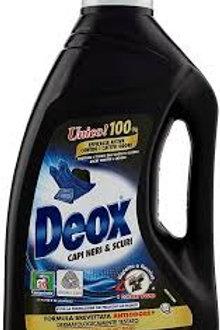 Detergent lichid Deox haine negre și închise la culoare 20 spălări