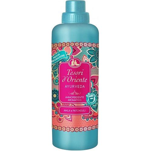 Balsam parfumat pentru rufe TESORI D`ORIENTE Ayurveda 750 m / 30 spalari