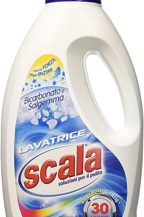 SCALA DETERGENT RUFE ALBE CU BICARBONAT 30SP-1.5L