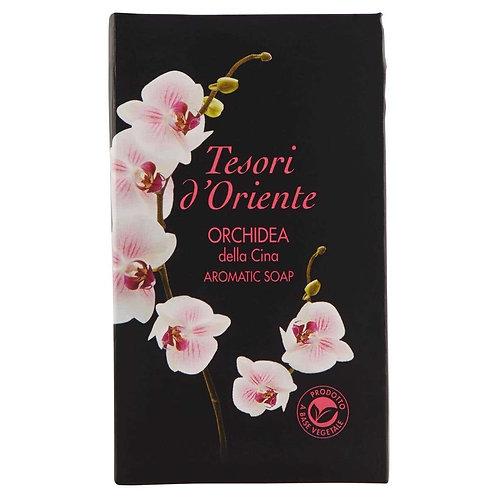Sapun aromatic Tesori D'Oriente orhidea chinei,150 g