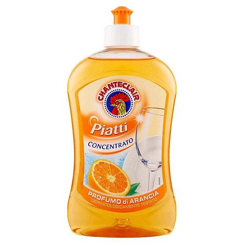 Detergent concentrat lichid de vase Chanteclair parfum de portocale - 500 ml