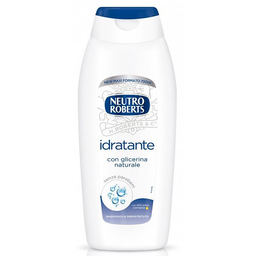 Gel de dus Neutro Roberts hidratant cu glicerina naturala 500 ml