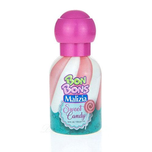 Apa de toaleta spray Malizia Bon Bons Sweet Candy 50ml
