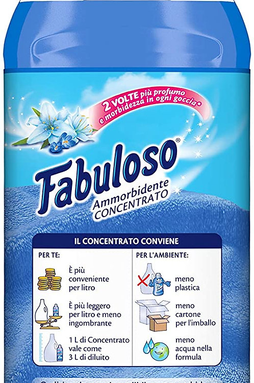 Balsam Rufe Concentrat Fabuloso Fresco Mattino 26 spalari, 0,650 L
