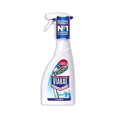 Spray soluție de curățare anticalcar Viakal 500 ml.