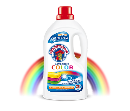 Detergent Lichid Chante Clair COLOR rufe colorate 1150 ml