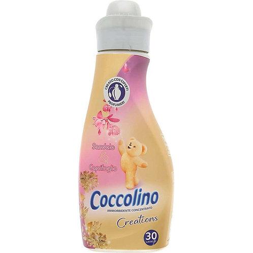 Balsam de rufe Coccolino santal si caprifoi 750 ml