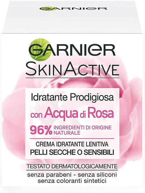 Crema de față Garnier-hidratanta,pieleuscata sau sensibila-50ml