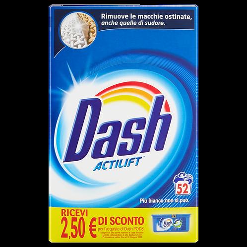 Dash Detergent Rufe Praf 52 Spalari