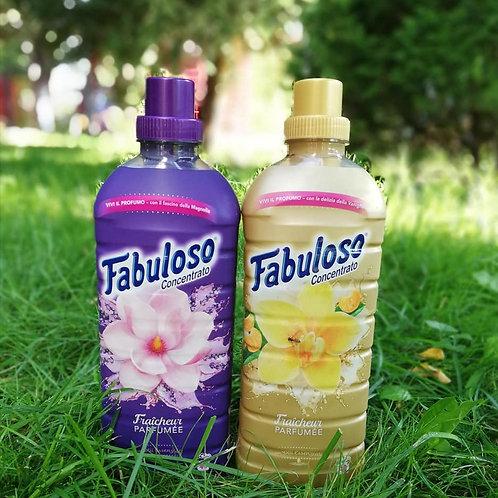 Balsam Rufe Concentrat Fabuloso Vanilie & Orhidee 40 spalari,1l