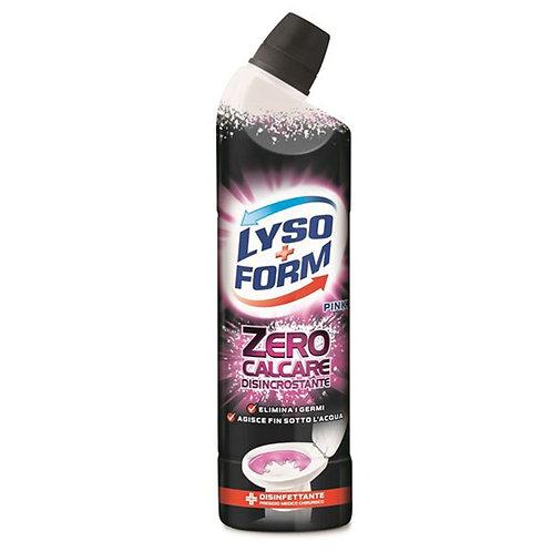 Detergent gel wc Lysoform zero calcar 750 ml