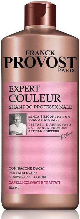 Sampon profesional pentru par colorat si tratat Frank Provost Expert Couleur 750