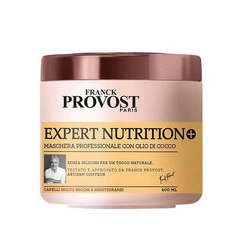 Masca profesionala pentru par uscat Frank Provost Expert Nutritions 400ml