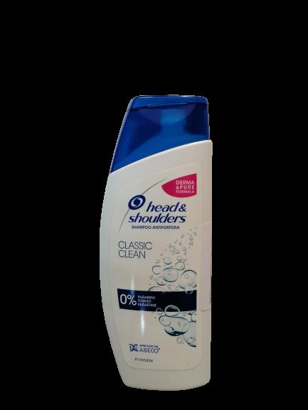 Sampon de par Head&Shoulders Classic Clean 90 ml