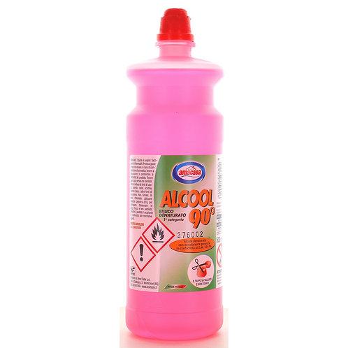 Alcool etilic denaturat 90 grade 500 ml