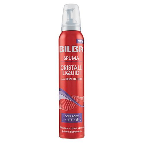 Bilba Spuma Extraforte Semi di Lino e Cristalli Liquidi - 200 ml