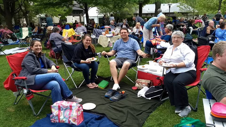 Fellowship at Ravinia Festival