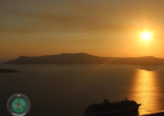 Six Point Sunset