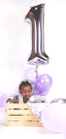 Gigi's 1st Birthday