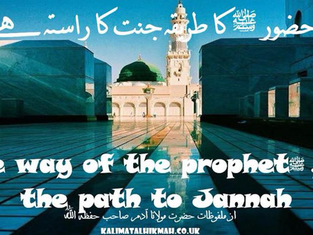 Following the Sunnah