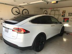 Tesla Model X P100D