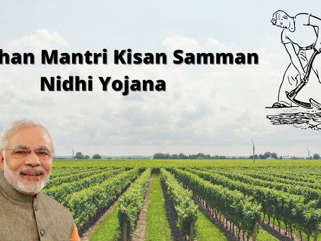 Pradhan Mantri Kisan Samman Nidhi Yojana 2021 in Hindi