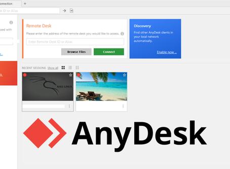 AnyDesk Remote Control app  क्या होता है और इसका Details