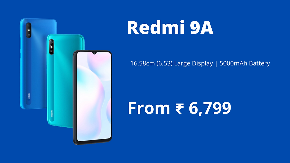 Redmi 9A (Midnight Black, 3GB RAM, 32GB Storage) Review India 2020