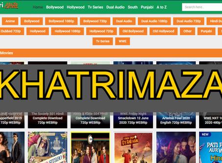 Khatrimaza Bollywood, Hollywood HD Movies Download Website