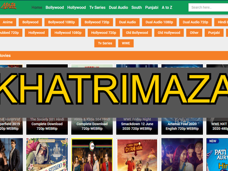 Khatrimaza Bollywood, Hollywood HD Movies Download Website