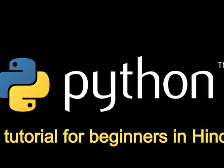 Python 3 tutorial for beginners in Hindi - Chapter 18(User input function)